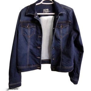 Parasuco Stretchy Denim Jacket